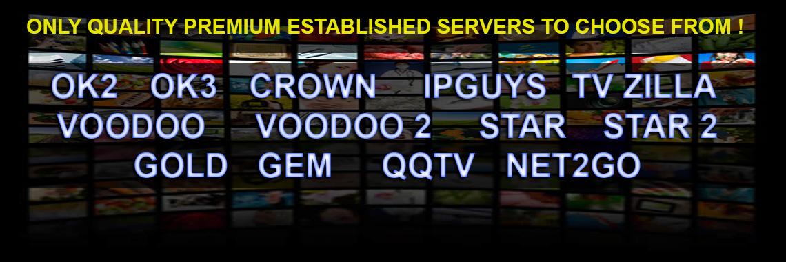 IPTV Subscriptions